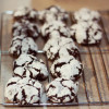 Tea Time Snack: Crunchy Cocoa Cookies