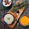 A Trio of Unusual Root Vegetable Soup Recipes
