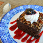 Brownies with Port: The Perfect Pair
