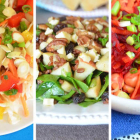 Eat the Rainbow: Celebrate the Beauty of Food with 3 Recipes