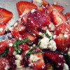 Deluxe Watermelon Salad Recipe