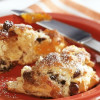 Dessert or Brunch Recipe?  Both: Apricot Chocolate Chip Scones