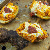 Chopped Challenge: Twice Baked Party Potatoes