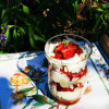 Eton Mess Recipe with Earl Grey Strawberries