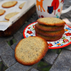 Melt-In-Your-Mouth Earl Grey Butter Cookies Recipe