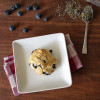 Gluten Free Blueberry + Rosemary Scones