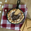 Oven Baked S'mores Dip
