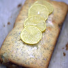 Glazed Lemon Poppy Seed Tea Bread