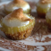 Sweet + Citrusy Lemon Meringue Bites