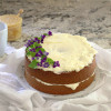 Earl Grey Honey Lavender Tea Cake Recipe
