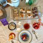 Modern English Tea Party Ideas for Two