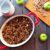 The Best Apple Crisp Recipe In the World