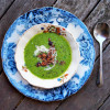 Curried Pea Soup for Zest and Warmth