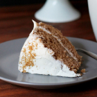 Homemade Spice Cake Recipe with Cream Cheese Frosting