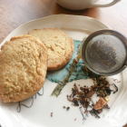 How To Host a Cookie Decorating Tea Party – With Rosemary Honeyed Shortbread Recipe