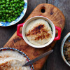 Hearty Party Fare: Shepherd's Pie with Cauliflower Mash
