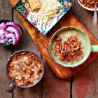 Two Dinner Party Soups to Comfort Your Soul