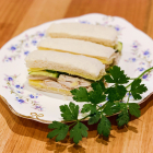 Tea Party Planning: How to Make Party Sandwiches Ahead of Time