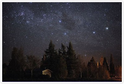 lake tekapo at night lg 400x273 Best Place to See the Stars