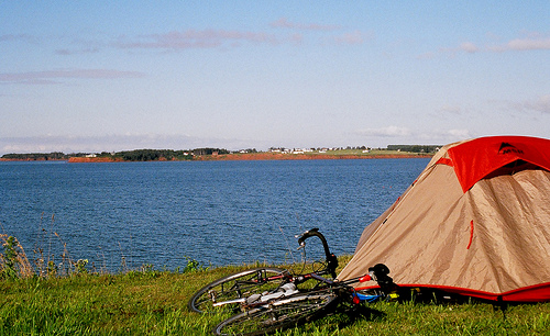 Cycling PEI