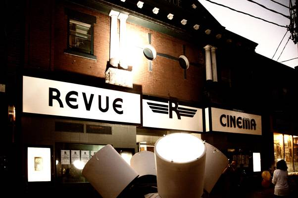 RevueCinema Unique Movie Theaters: Best Places in the World to Watch a Film