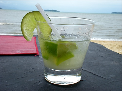 brazil drink food beach caipirinha way plumdeluxe