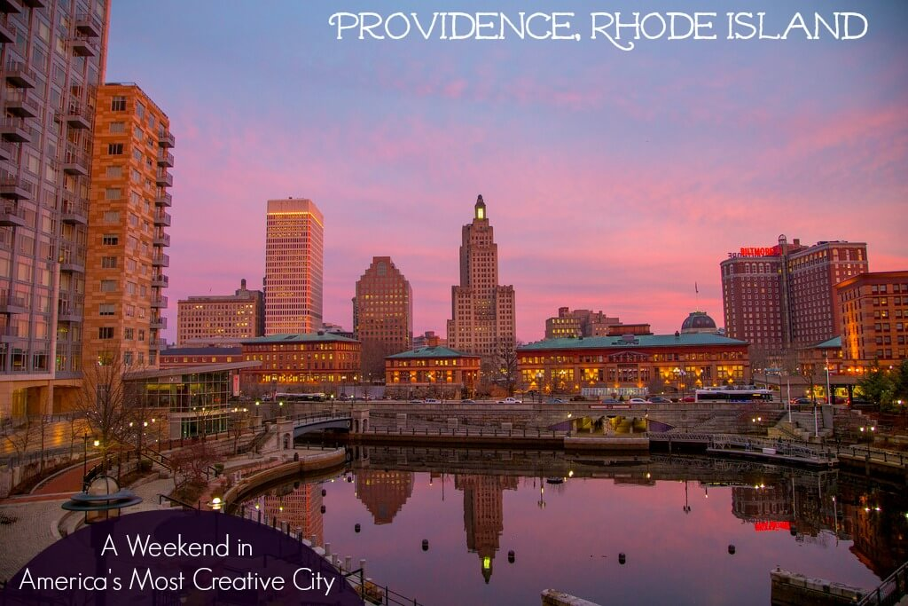 Providence Is The Capital Of Rhode Island
