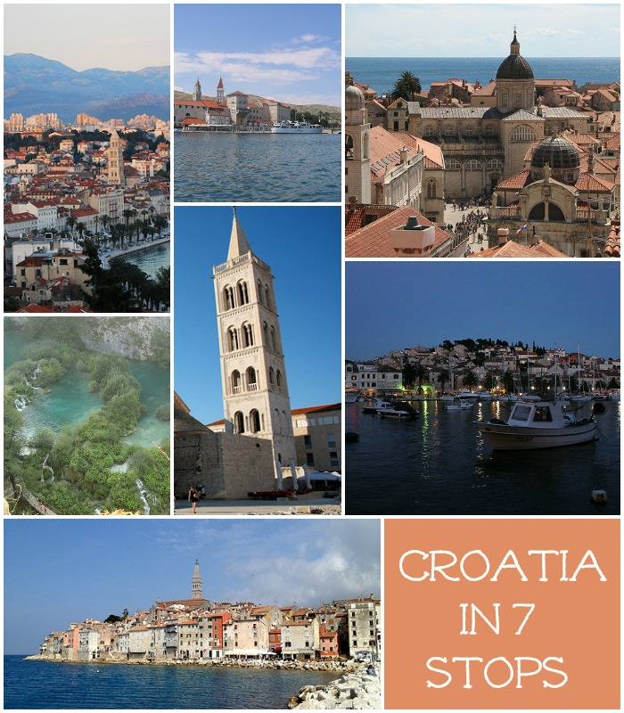 croatia Around Croatia in 7 Stops
