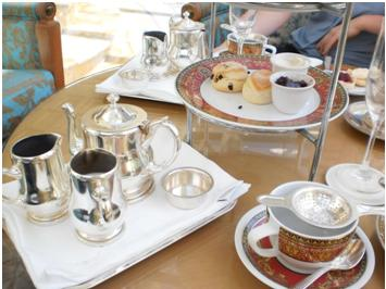 "palazzo tea ""Tea Party"" Around the World: In Search of the Best Afternoon Tea"