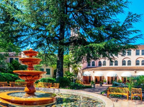 The Fairmont Sonoma Mission Inn Spa Is Known To Many As Ultimate Wine Country Destination Surrounded By Natural Beauty And Having Its Own