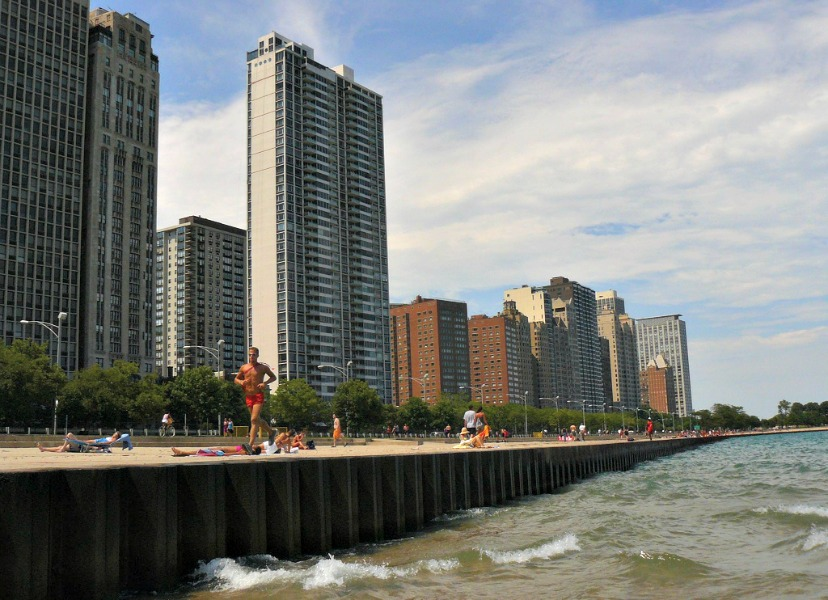 best city beaches, best urban beaches