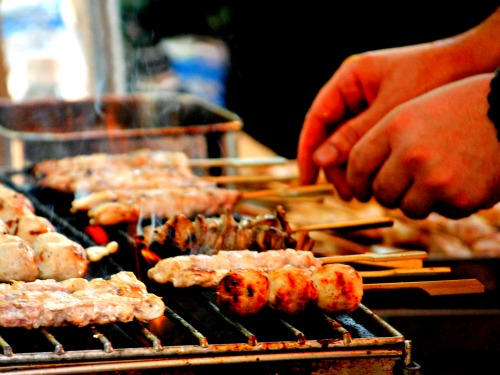 Yakitori Talking Snack in Tokyo: Top 10 Must Have Treats in Japan's Capital City