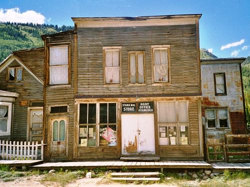 st elmo Haunted Colorado: 6 Spooky Spots in the Rocky Mountain State