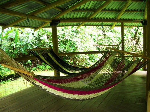 hammocks  unlike the sun soaked beaches of the pacific and caribbean coasts the weather in the central region of costa rica is not always as pleasant  5 pleasant surprises camping along costa rica u0027s pacuare river  rh   plumdeluxe
