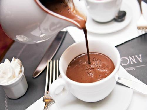 Hot Chocolate Foodie's Guide to Paris
