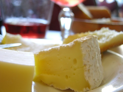 french cheese Foodie's Guide to Paris