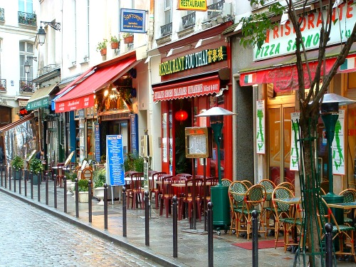 Connu Foodie's Guide to Paris PL66
