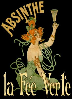 absinthe poster Everything You Wanted to Know About Absinthe but were Afraid to Ask