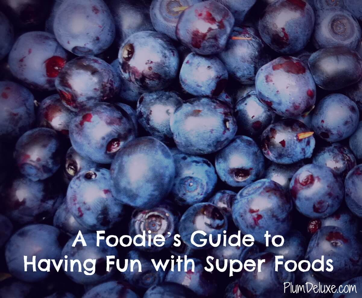 cover A Foodie's Guide to Having Fun with Super Foods