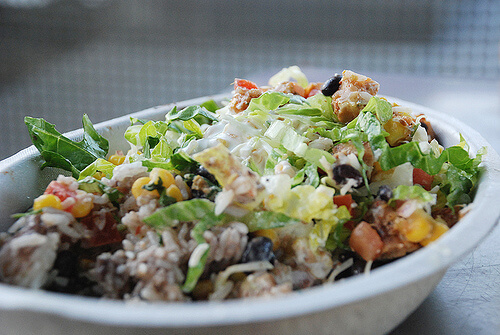 chipotle How to Treat Yourself, Even If Youre Gluten Intolerant