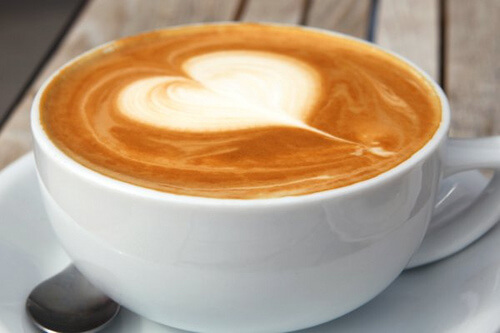 latte How to Treat Yourself, Even If Youre Gluten Intolerant