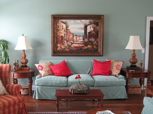 The Psychology Of Color In Home
