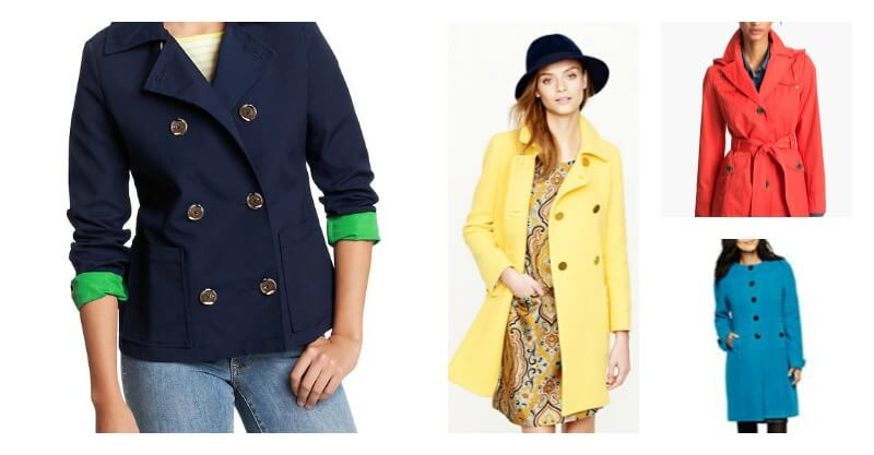 Coats Collage