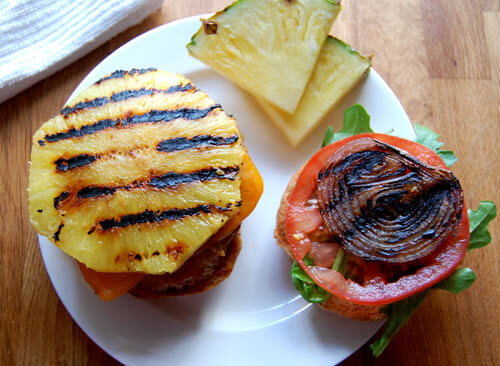 Grilled Teri Turkey Burgers