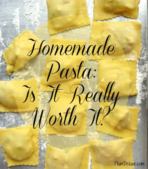 Pasta Cover Homemade Pasta: Is It Really Worth It?