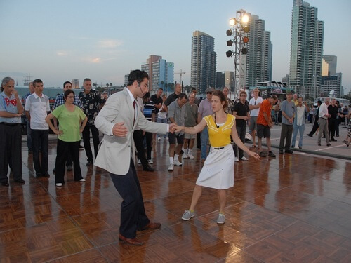 dance by Port of San Diego CC