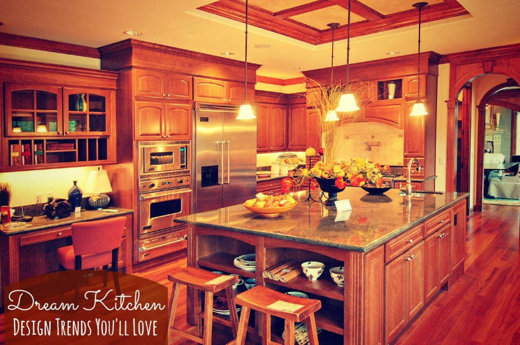 This year s dream kitchen design trends you ll love for Dream kitchen designs