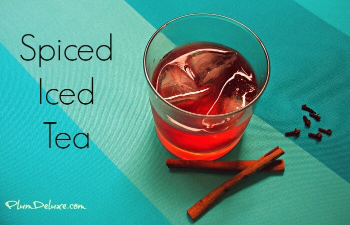 spiced iced tea Spiced Iced Tea: Adding Zip to a Classic Front Porch Sip