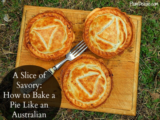 Savory Pies cover A Slice of Savory: How to Bake a Pie Like an Australian