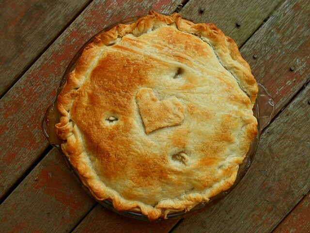 steak and veg pie A Slice of Savory: How to Bake a Pie Like an Australian